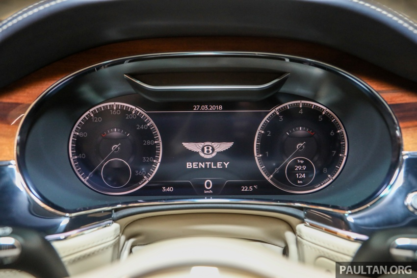 Bentley Continental GT First Edition previewed in Malaysia – limited units, priced at RM2.15 million Image #797216
