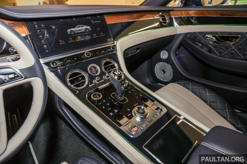 Bentley Continental GT First Edition previewed in Malaysia – limited units, priced at RM2.15 million Image #797219