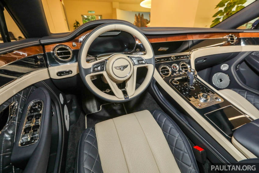 Bentley Continental GT First Edition previewed in Malaysia – limited units, priced at RM2.15 million Image #797243