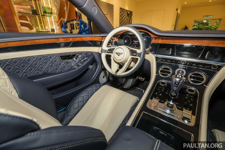 Bentley Continental GT First Edition previewed in Malaysia – limited units, priced at RM2.15 million Image #797245