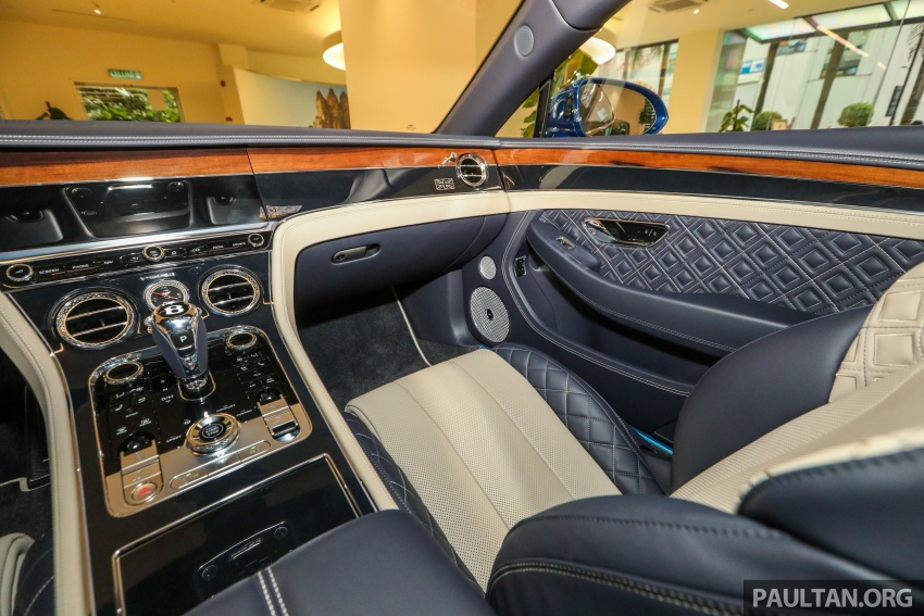 Bentley Continental GT First Edition previewed in Malaysia – limited units, priced at RM2.15 million Image #797247