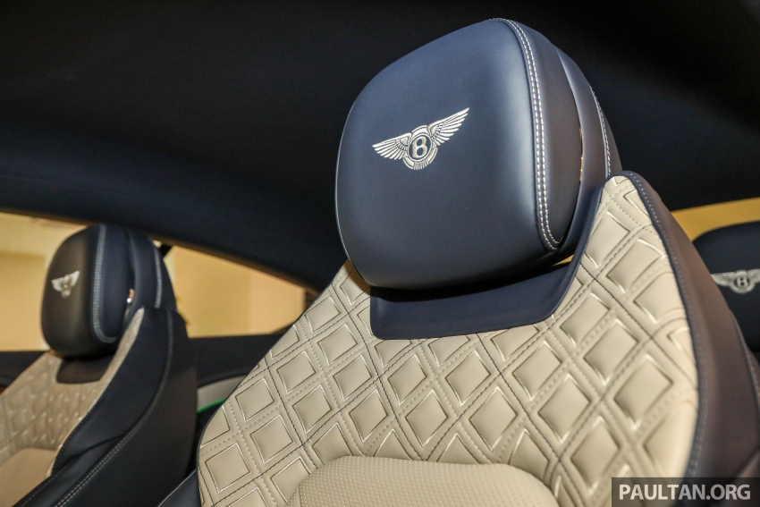 Bentley Continental GT First Edition previewed in Malaysia – limited units, priced at RM2.15 million Image #797250