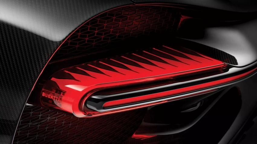 Bugatti Chiron Sport – same power, better dynamics Image #788103