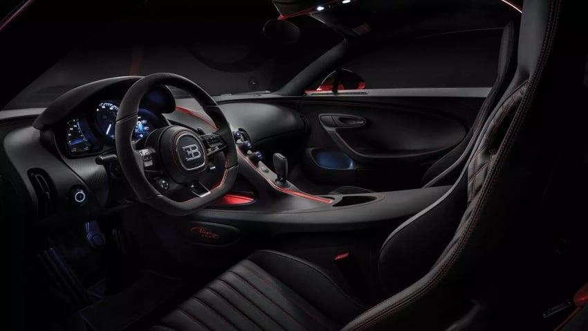 Bugatti Chiron Sport – same power, better dynamics Image #788105