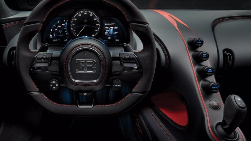 Bugatti Chiron Sport – pengendalian dipertingkat lagi Image #788211