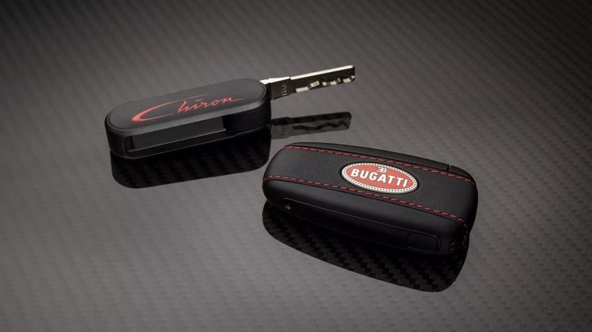 Bugatti Chiron Sport – same power, better dynamics Image #788109