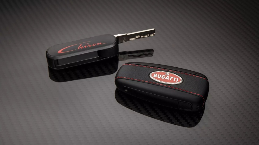 Bugatti Chiron Sport – pengendalian dipertingkat lagi Image #788213
