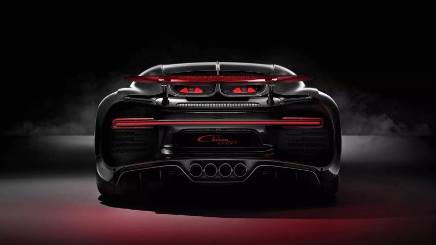 Bugatti Chiron Sport – same power, better dynamics Image #788094