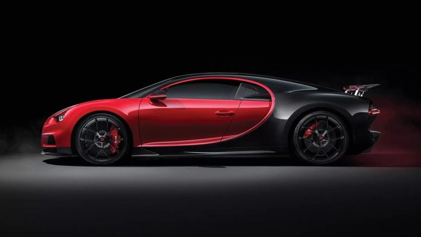 Bugatti Chiron Sport – pengendalian dipertingkat lagi Image #788199