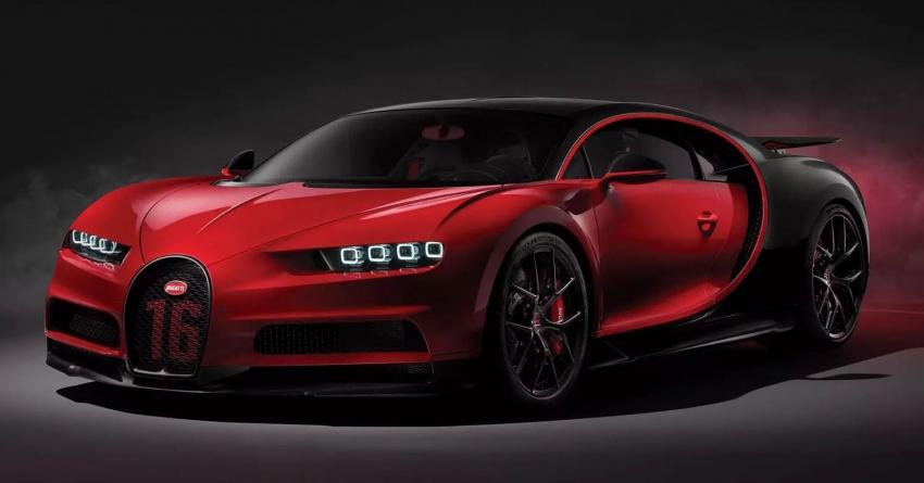 Bugatti Chiron Sport – same power, better dynamics Image #788096