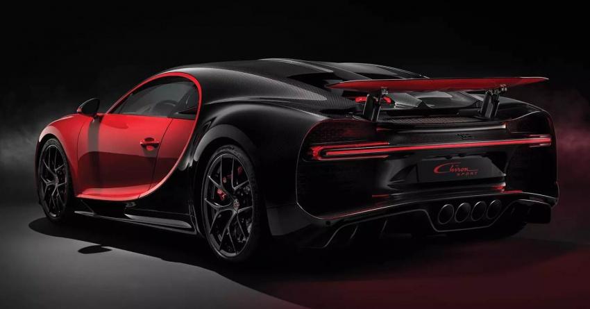 Bugatti Chiron Sport – pengendalian dipertingkat lagi Image #788201