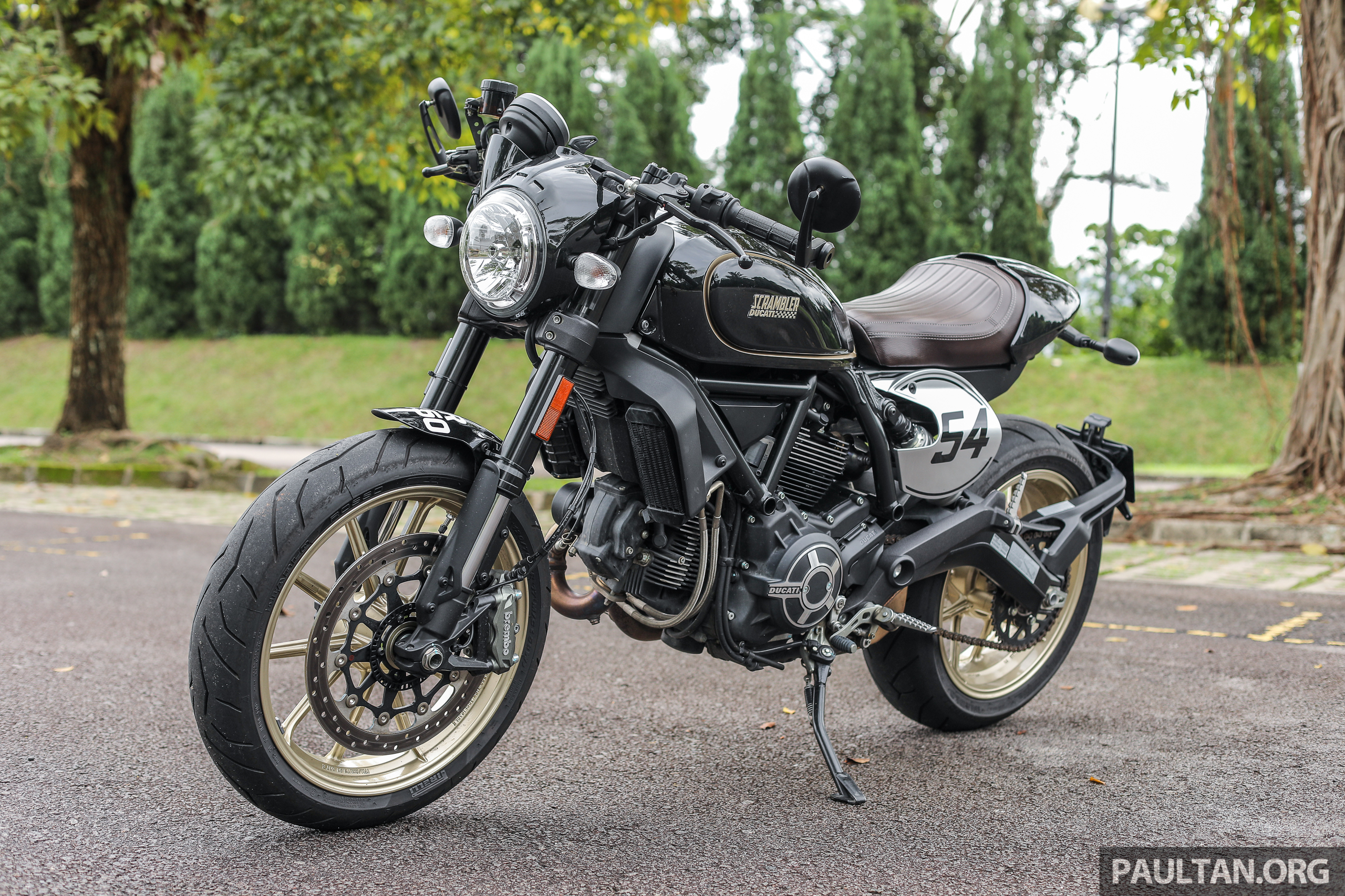Ducati Scrambler Racer