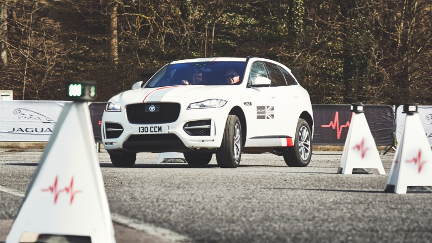 """Jaguar """"Art of Performance"""" Tour lands in Malaysia – March 16 to 18 at the Setia City Convention Centre Image #789168"""
