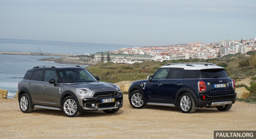 DRIVEN: F60 MINI Cooper S E Countryman All4 PHEV Image #799386