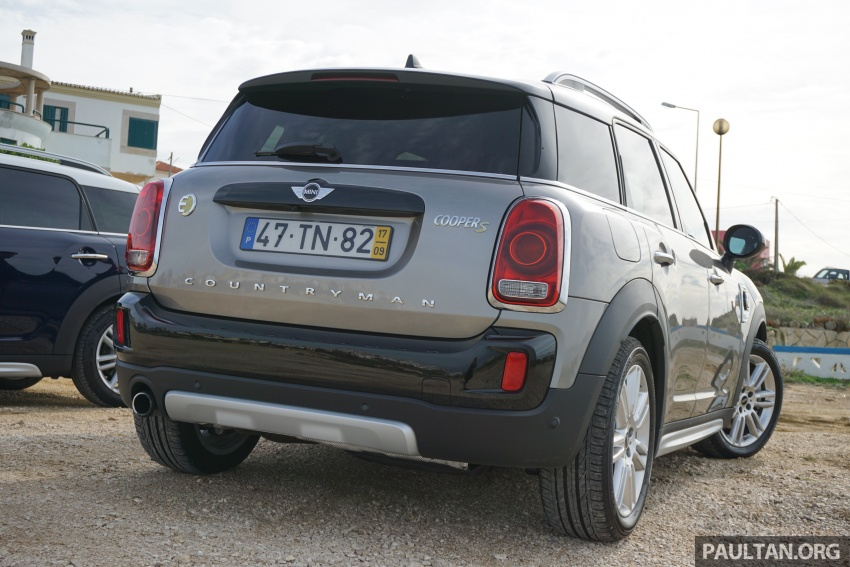 DRIVEN: F60 MINI Cooper S E Countryman All4 PHEV Image #799396