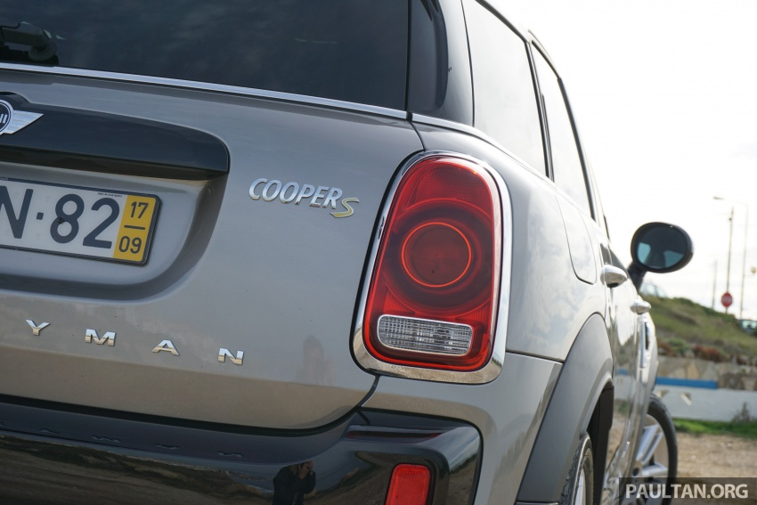 DRIVEN: F60 MINI Cooper S E Countryman All4 PHEV Image #799397