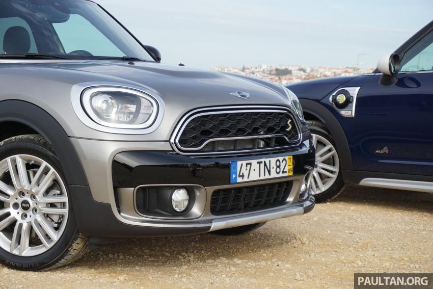 DRIVEN: F60 MINI Cooper S E Countryman All4 PHEV Image #799399