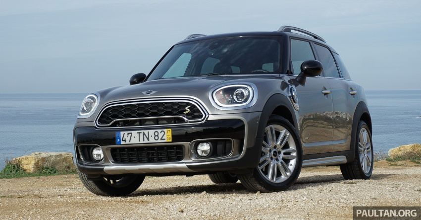 DRIVEN: F60 MINI Cooper S E Countryman All4 PHEV Image #799387