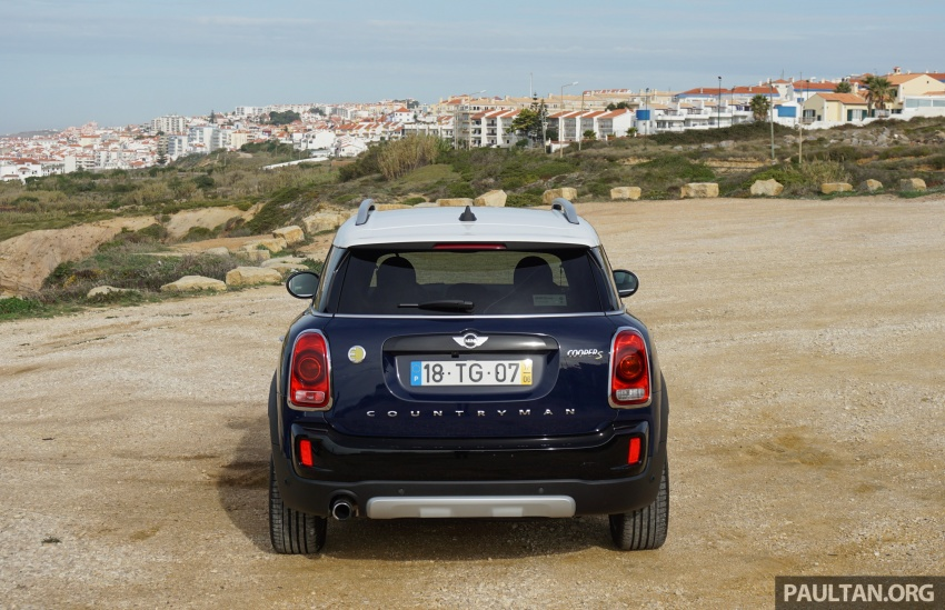 DRIVEN: F60 MINI Cooper S E Countryman All4 PHEV Image #799406