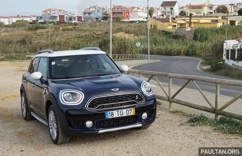 DRIVEN: F60 MINI Cooper S E Countryman All4 PHEV Image #799410
