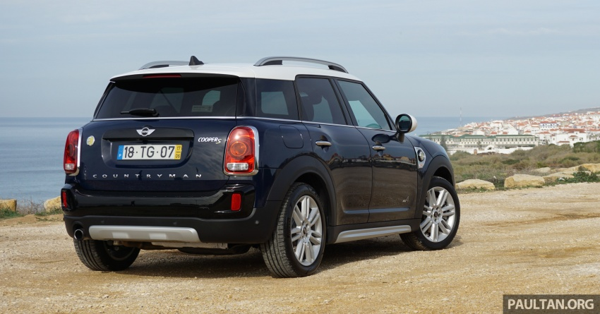 DRIVEN: F60 MINI Cooper S E Countryman All4 PHEV Image #799388