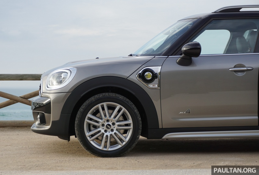DRIVEN: F60 MINI Cooper S E Countryman All4 PHEV Image #799415