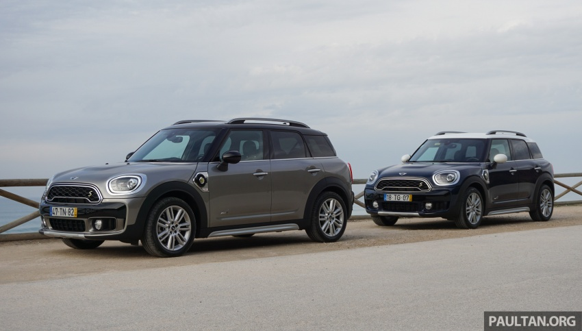 DRIVEN: F60 MINI Cooper S E Countryman All4 PHEV Image #799416
