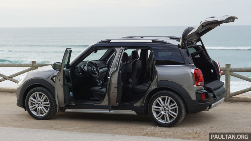 DRIVEN: F60 MINI Cooper S E Countryman All4 PHEV Image #799419