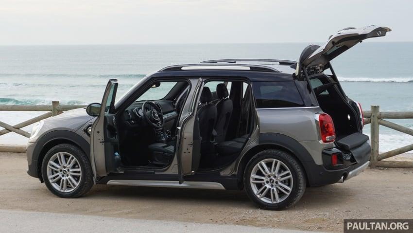 DRIVEN: F60 MINI Cooper S E Countryman All4 PHEV Image #799419