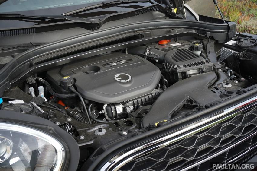DRIVEN: F60 MINI Cooper S E Countryman All4 PHEV Image #799422