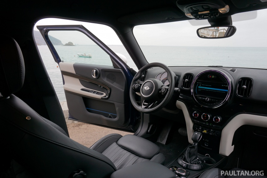 DRIVEN: F60 MINI Cooper S E Countryman All4 PHEV Image #799425