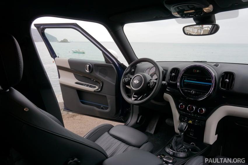 DRIVEN: F60 MINI Cooper S E Countryman All4 PHEV Image #799425