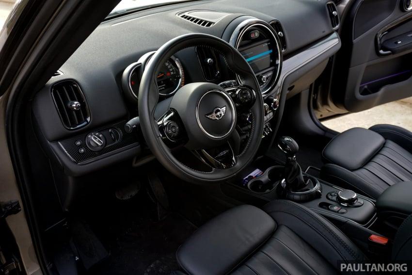 DRIVEN: F60 MINI Cooper S E Countryman All4 PHEV Image #799427