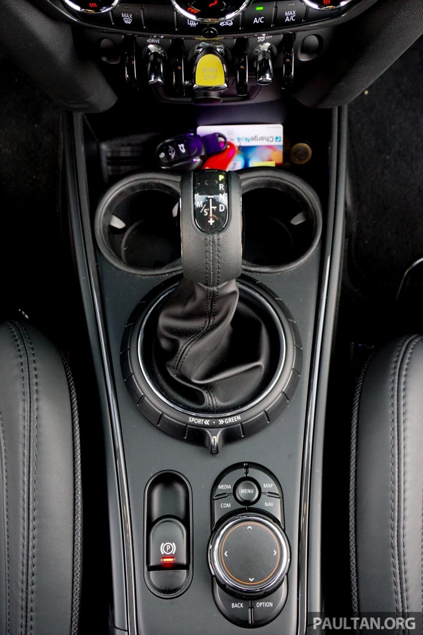 DRIVEN: F60 MINI Cooper S E Countryman All4 PHEV Image #799431