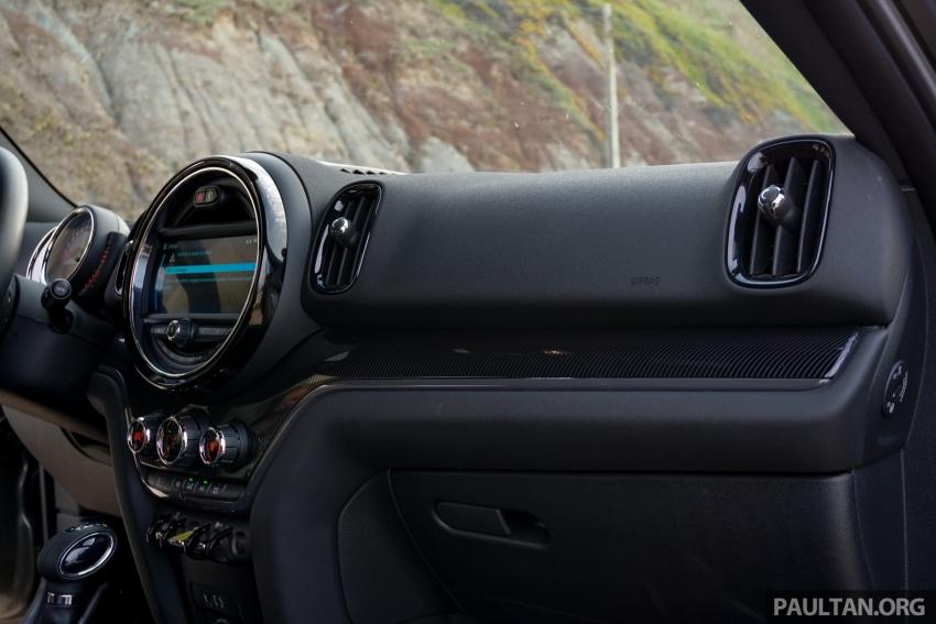 DRIVEN: F60 MINI Cooper S E Countryman All4 PHEV Image #799435
