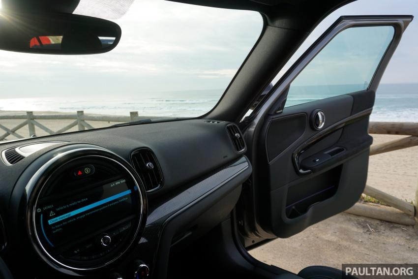 DRIVEN: F60 MINI Cooper S E Countryman All4 PHEV Image #799436