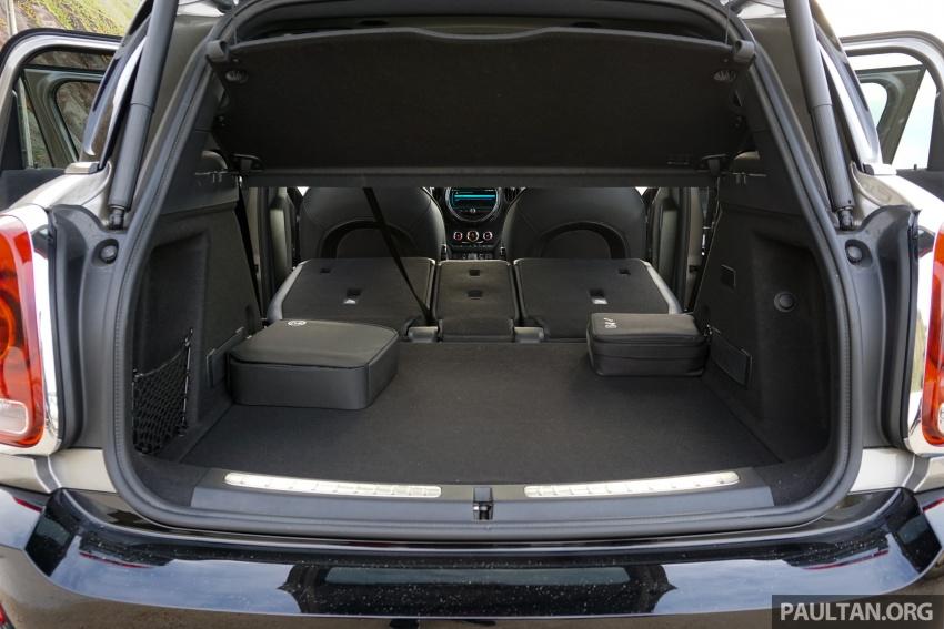 DRIVEN: F60 MINI Cooper S E Countryman All4 PHEV Image #799440