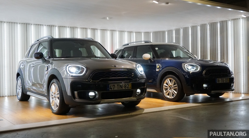 DRIVEN: F60 MINI Cooper S E Countryman All4 PHEV Image #799443