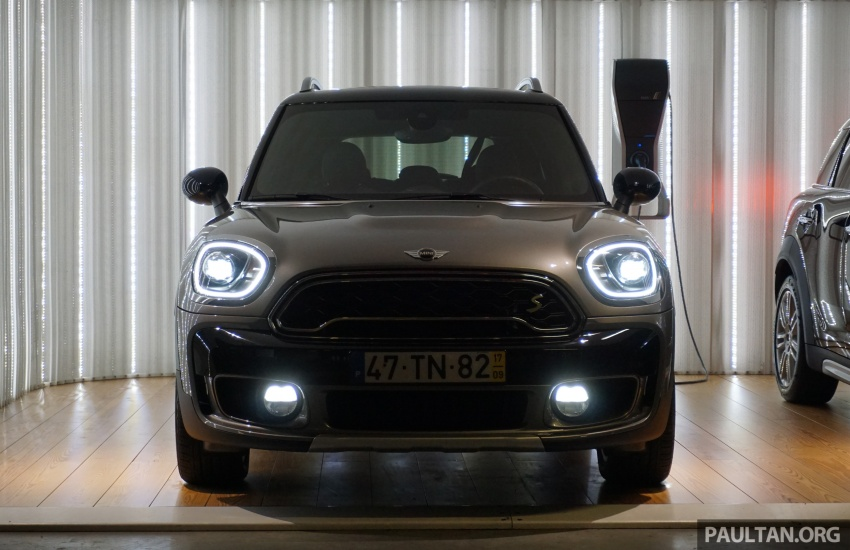DRIVEN: F60 MINI Cooper S E Countryman All4 PHEV Image #799444