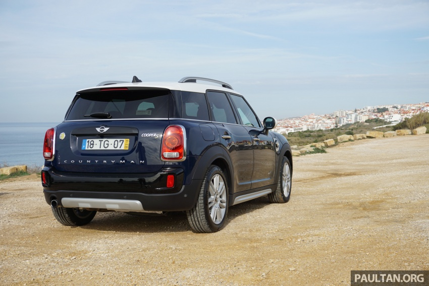 DRIVEN: F60 MINI Cooper S E Countryman All4 PHEV Image #799391