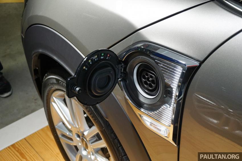 DRIVEN: F60 MINI Cooper S E Countryman All4 PHEV Image #799446