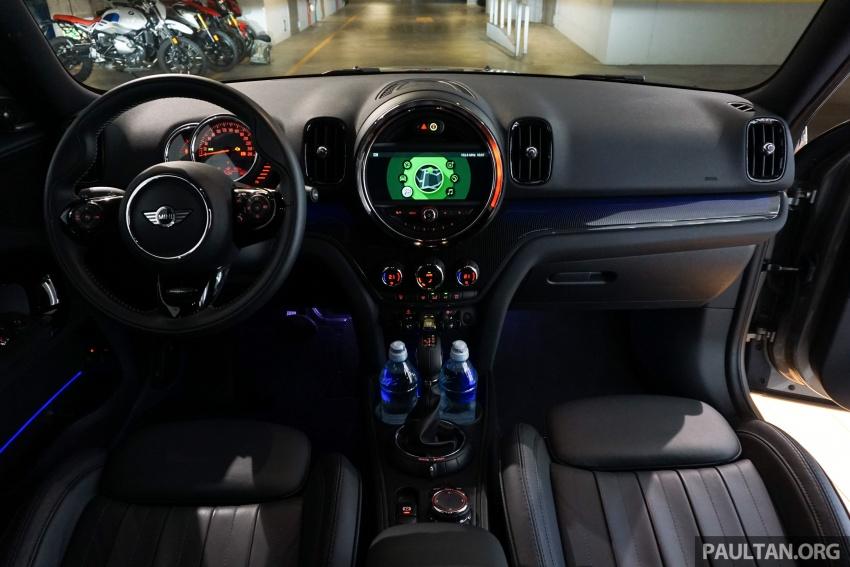 DRIVEN: F60 MINI Cooper S E Countryman All4 PHEV Image #799447