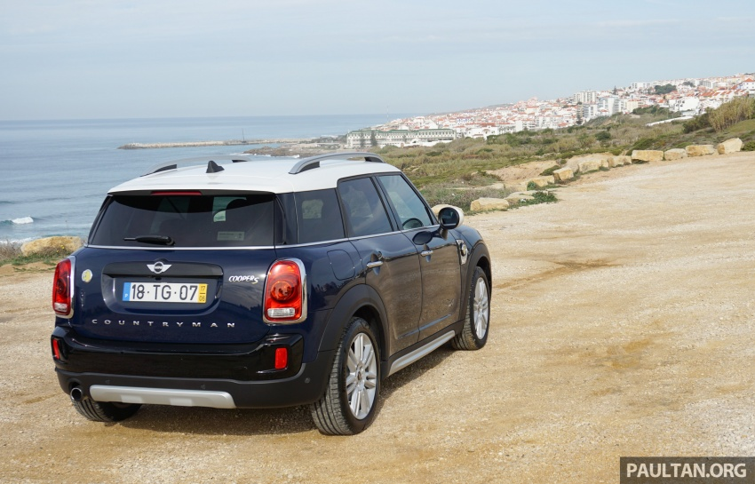 DRIVEN: F60 MINI Cooper S E Countryman All4 PHEV Image #799392