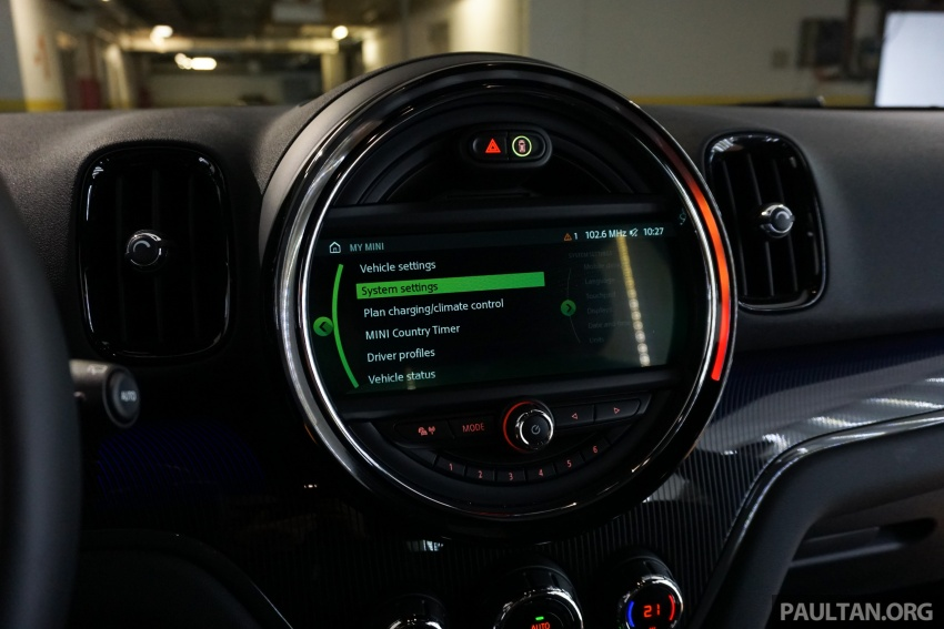 DRIVEN: F60 MINI Cooper S E Countryman All4 PHEV Image #799455