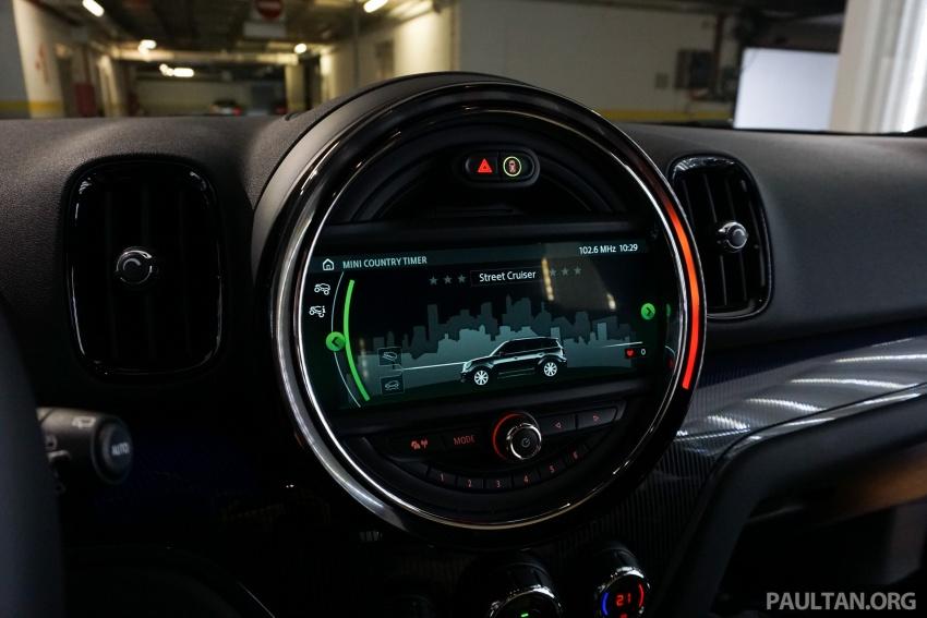 DRIVEN: F60 MINI Cooper S E Countryman All4 PHEV Image #799457