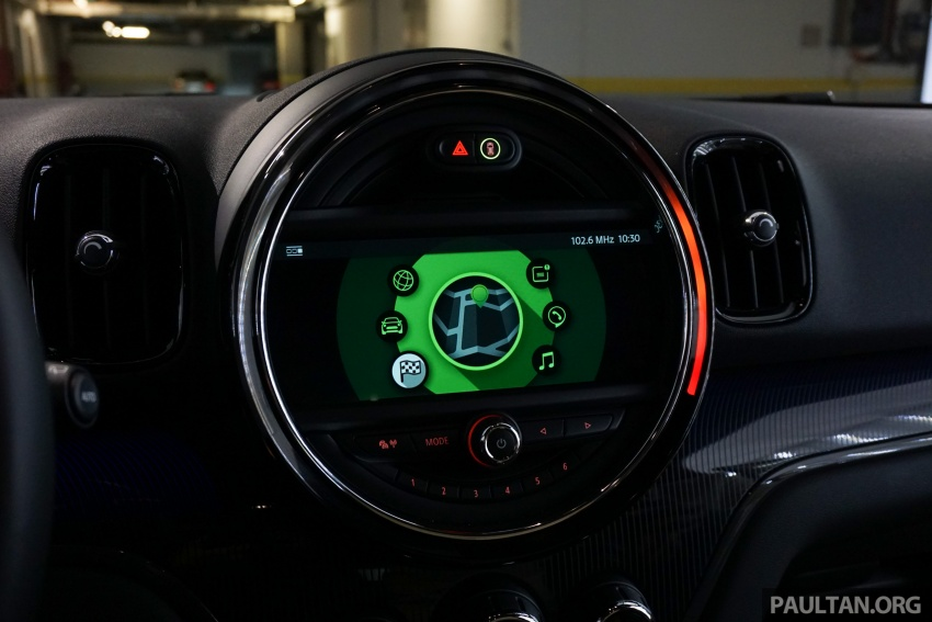 DRIVEN: F60 MINI Cooper S E Countryman All4 PHEV Image #799458