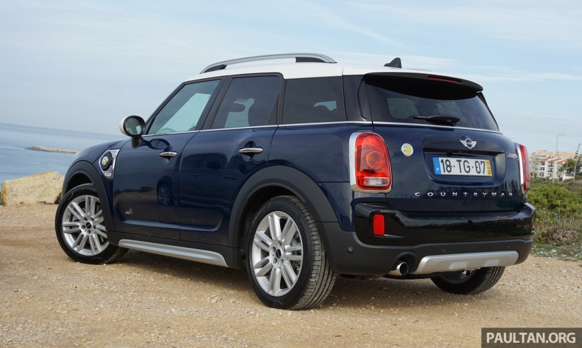 DRIVEN: F60 MINI Cooper S E Countryman All4 PHEV Image #799393