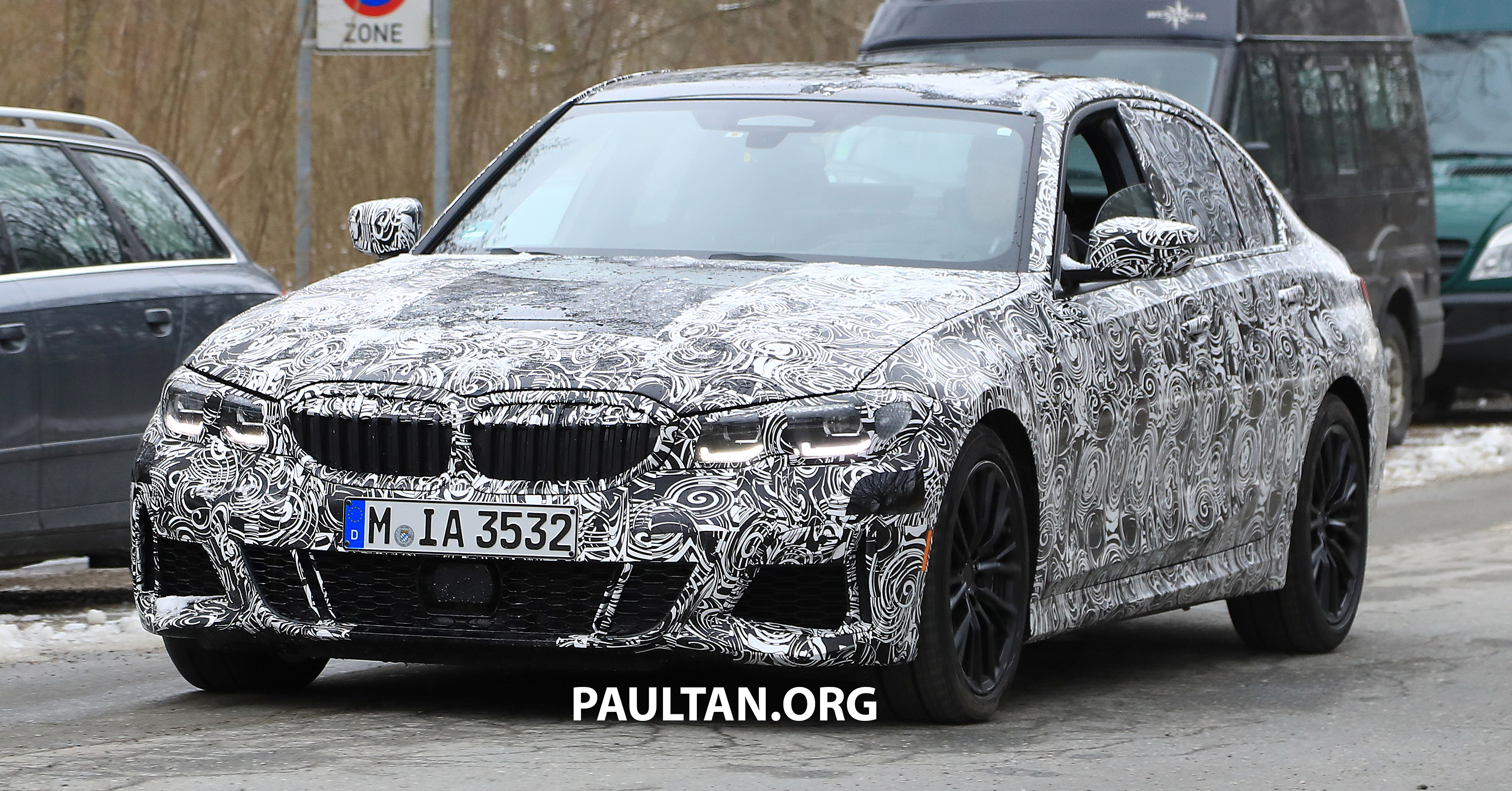 New Bmw 7 Series >> SPYSHOTS: G20 BMW 3 Series spotted in two styles Paul Tan - Image 793511