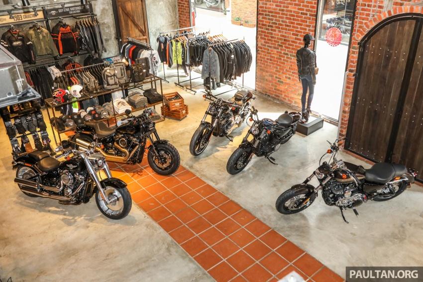 Harley-Davidson Petaling Jaya dibuka secara rasmi Image #788974