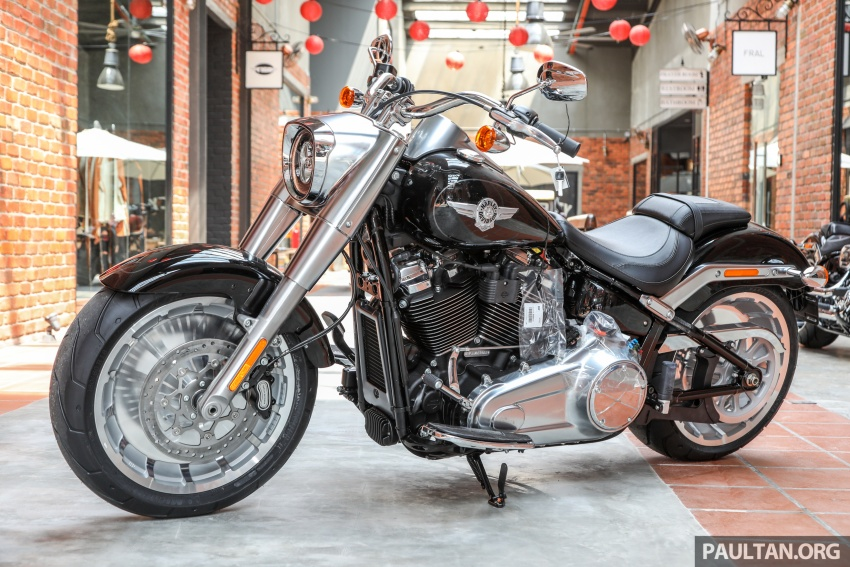 Harley-Davidson of Petaling Jaya officially opens Image #788883